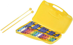 Other 27Notes Yellow Xylophone for Students/Kids