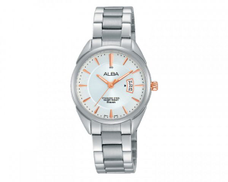 Alba Watch For Women - Dress Stainless steel Band AH7H63X