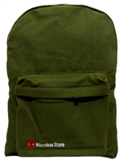 Microbus Store Laptop Backpack For Unisex, 15.6 inch - Green