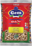 Gem Chickpeas - 400 Grams
