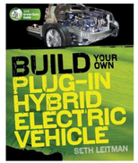 McGraw Hill Build Your Own Plug-In Hybrid Electric Vehicle Book