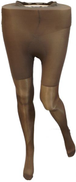 Silvy Brown Tights For Women