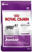 Royal Canin Giant Junior Dry Food for Dogs - 4 kg