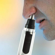 Micro Max Personal Ear Nose Neck Eyebrow Hair Trimmer Remover MG