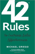0 42 RULES TO INCREASE SALES EFFECTIVENESS