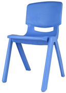 Small Chair for Children, Blue