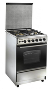 Union Air unionaire C5555SS-191L, 4 Gas Burner Stainless Steel