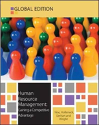 0 Human Resource Management: Gaining a Competitive Advantage: Global Edition ,Ed. :8