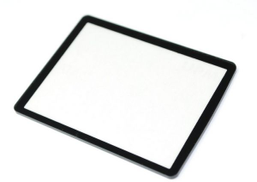 LCD Screen glass Protector for Nikon D90 Camera