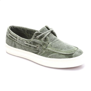 Levent Casual Lace Up Shoes For Unisex - Green