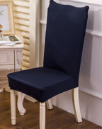 Other Dining chair slipcover cover navy blue color