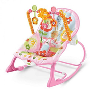 Other Toddler Rocker Swing Chair - Multi Color