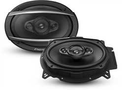 Pioneer TS-A6960F 6x9 inches 4-Way 450 Watts A-Series Car Audio Speakers