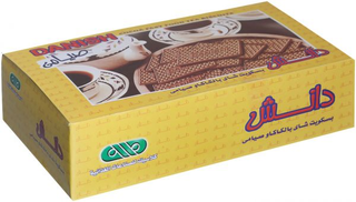 Classic Danish Cocoa Fasting Biscuits - 750 Gm