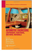 T & F Automotive Engineering : Lightweight, Functional And Novel Materials Book