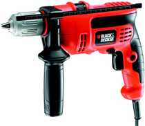 Black & Decker CD714 CRESKA Hammer Drill Vs. 13mm Keyless Spindle Lock - 710 Watts