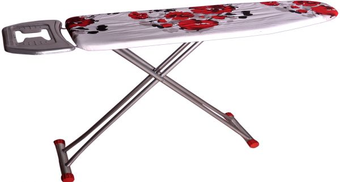 Sama Steel Elegant Hail Metal Iron Table