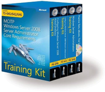 Mcitp Self-Paced Training Kit Exams 70-640, 70-642, 70-646 By Holme, Danruest And Nelson Ruest 2008