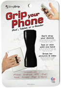 Grip Sling iPhone 6 iPhone 6S Sling Grip Security Protection Grip - Black