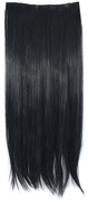 Smooth Black Hair Extension