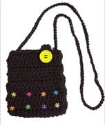 Other crochet bag for mobile phone