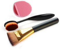 Other 163BK-2 Set of 3 Pieces . Makeup Brush and Brush Cleaner