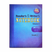 Reading 2011 Readers And Writers Notebook Grade 4 Volume 2 By Pearson