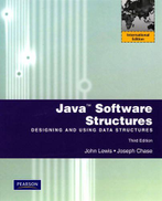 Java Software Structures: Designing And Using Data Structure By Lewis J.