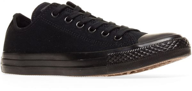 Converse Chuck Taylor All Star Ox Fashion Sneakers for Women - Black