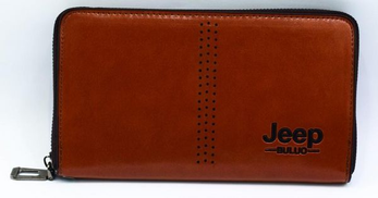 Jeep Buluo Bag For Men,Brown - Baguette Bags