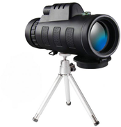 Other Monocular Telescope HD Night Vision Prism Scope Outdoor Photo Mobile Telescope With Phone Clip Tripod Stand Compass