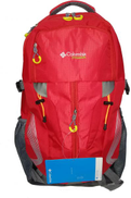 Columbia Titanium backpack laptop bag 15.6 inch Red