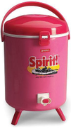 30 Coleman Water from Leon Star Spirit 10 Liter - Red - Indonesia