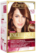 L'Oreal Elvive Excellence Crme, Chocolate Brown 6.35