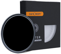 K&F Concept SN251 100x100mm ND1000 10 F-stop Square Filter Multi Coated For DSLR ND100
