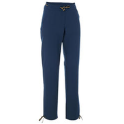 QUECHUA NH100 Women's Country Walking Trousers - Navy