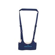 Generic Baby Safe Walking Belt Kid Walks Learning Assistant Toddler Adjustable Strap Harness Carries Help Children Keep Balance CL5413Deep Blue