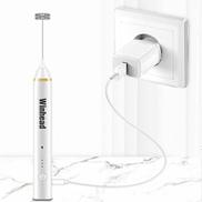 Generic USB Charging Milk Beater Egg Beater Milk Foam Mixer