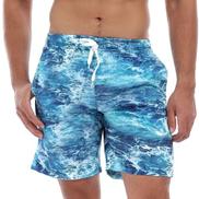 Diadora Men Swim Short - Sky Blue