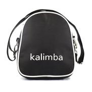 Generic Compact Size Universal Kalimba Box Storage Shoulder Portable Oxford Cloth Bag Black