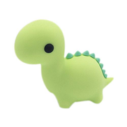 Fish Bite The Protective Sleeve Anti-blocking Data Line Protection-green Green Grass Dragon