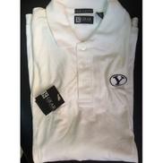 Generic Soild Polo Shirt - Off White