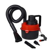 As Seen On Tv Wet & Dry Canister Car Vacuum Cleaner - 12V