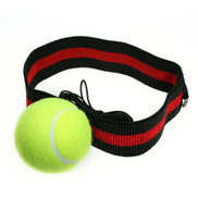 Generic Boxing Reflex Ball Fight Ball With Adjustable Headband For