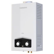 Tornado Ghm-6Td Digital Gas Water Heater - 6 L - White
