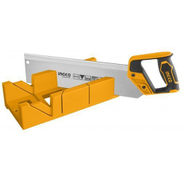 Ingco HMBS3008 Mitre Box And Back Saw Set