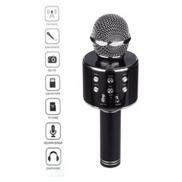 Generic Bluetooth Microphone & HIFI Speaker - Black