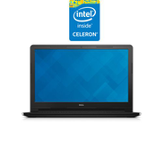 Dell Inspiron 15-3552 , Intel Celeron N3060 , 4GB RAM , 500 GB HDD , DOS , 15.6 Inch , Black