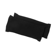 Generic Compression Slimming Arms Sleeves Workout Toning Burn Cellulite Shaper-black