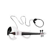 Hillman Electric Violin - White